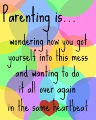 parenting-is