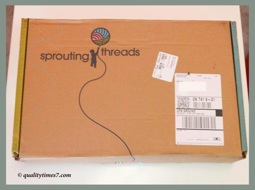 Sprouting Threads box