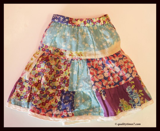st july boho skirt