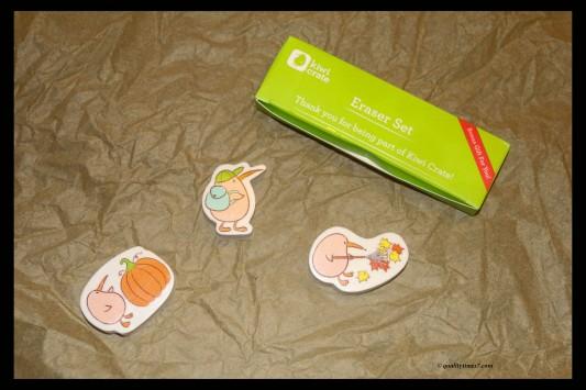 kiwi aug bonus erasers