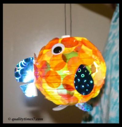kiwi goldfish