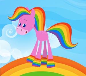 RainbowHorse-post1