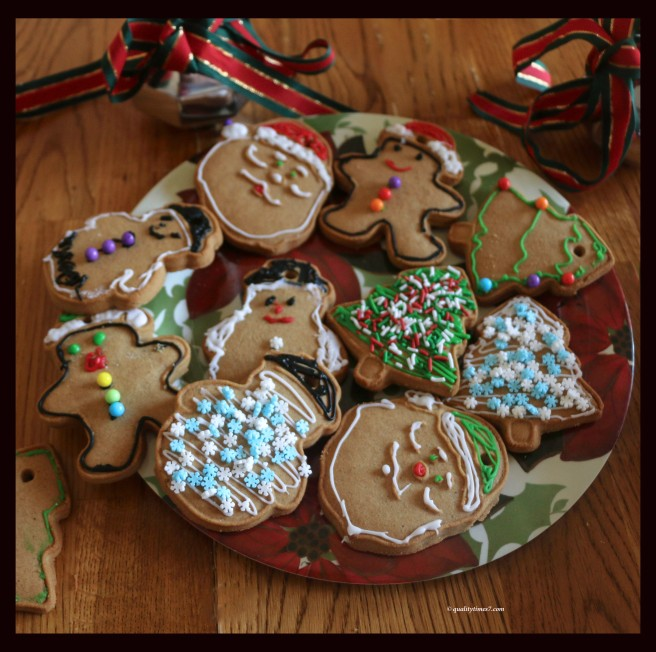 2015 Holiday Cookies