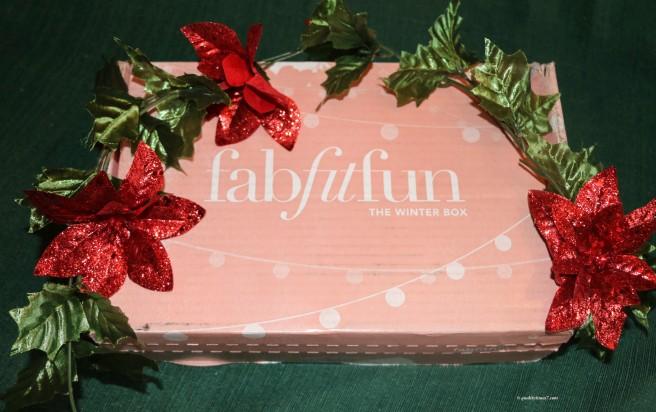 Fabfitfun Winterbox 2015