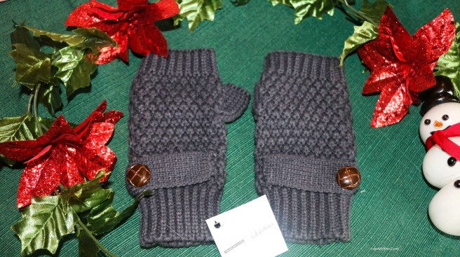 FFF Winter 2015 gloves