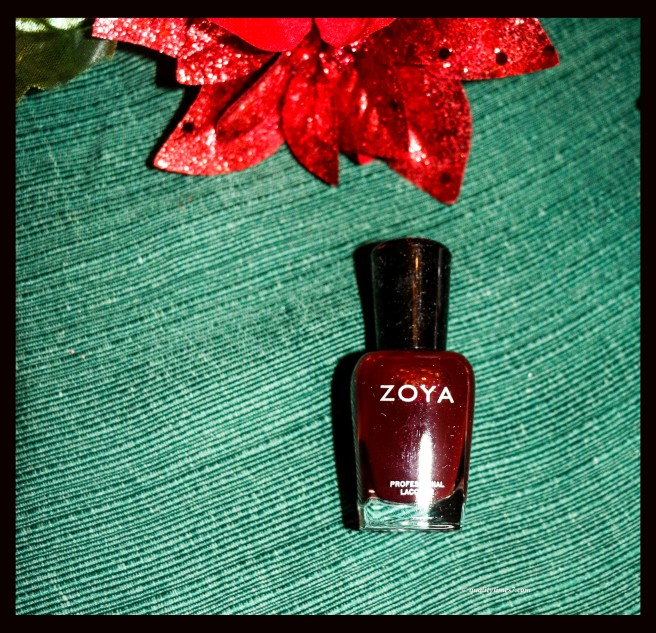 zoya nailpolish fff winter box 2015